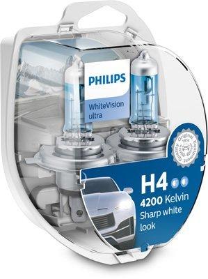Glühlampe, Fernscheinwerfer 12 V PHILIPS 12342WVUSM