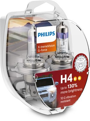 Glühlampe, Fernscheinwerfer 12 V PHILIPS 12342XVGS2