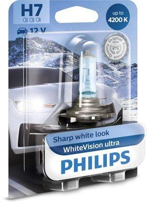 Glühlampe, Fernscheinwerfer 12 V PHILIPS 12972WVUB1