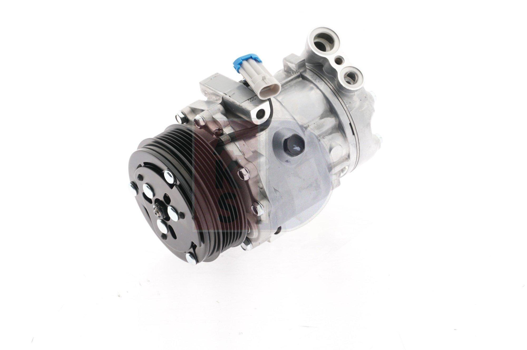 Kompressor, Klimaanlage 12 V AKS DASIS 850708N