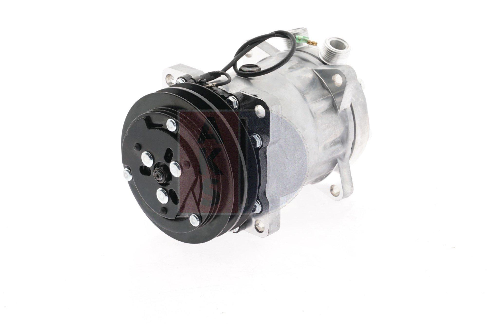 Kompressor, Klimaanlage 12 V AKS DASIS 850884N
