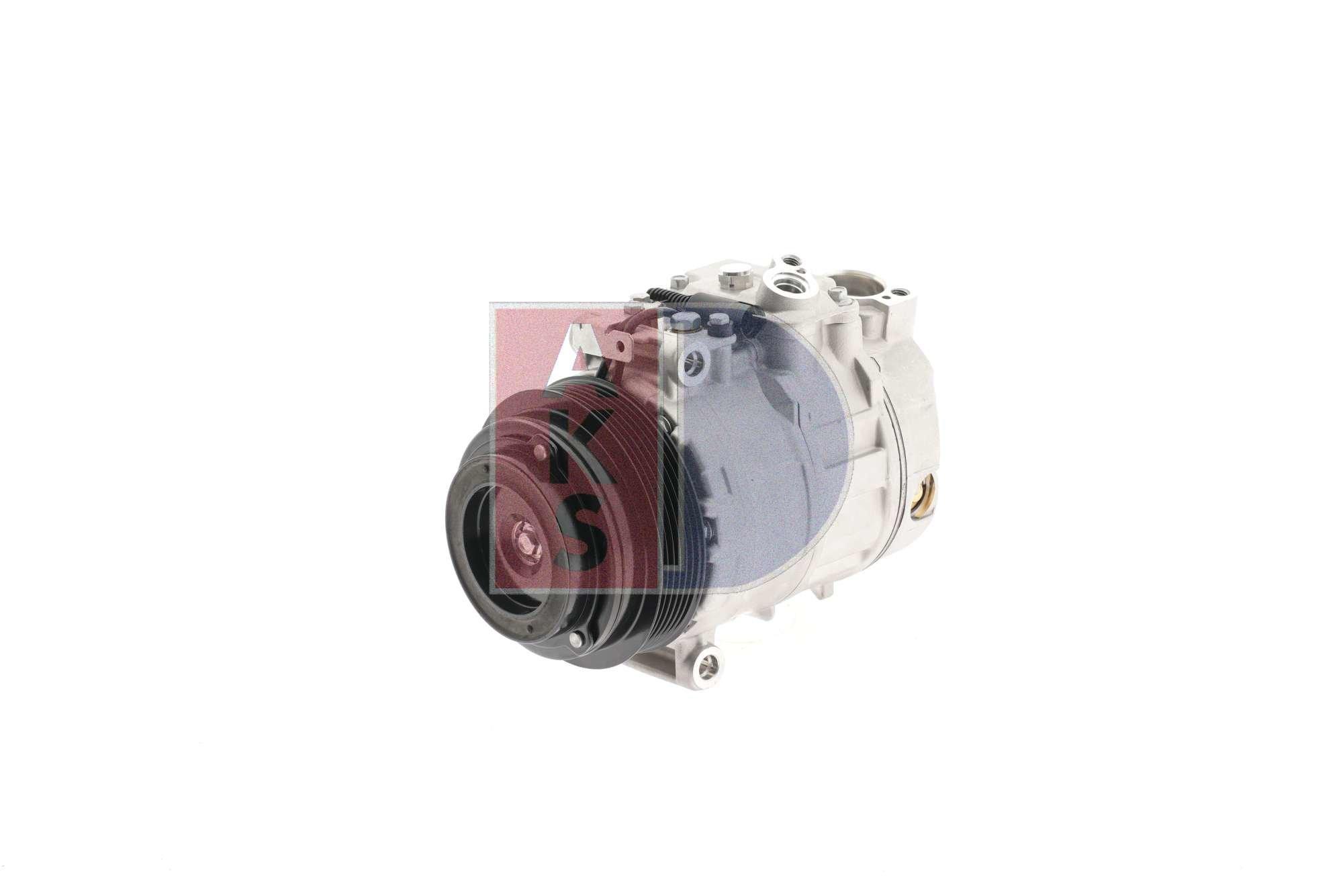 Kompressor, Klimaanlage 12 V AKS DASIS 850990N