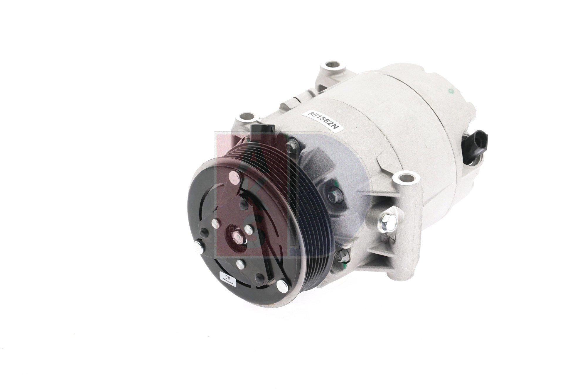 Kompressor, Klimaanlage 12 V AKS DASIS 851562N