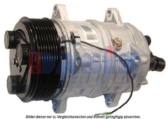 Kompressor, Klimaanlage 12 V AKS DASIS 852312N