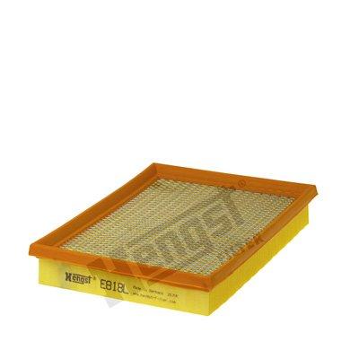 Luftfilter HENGST FILTER E818L
