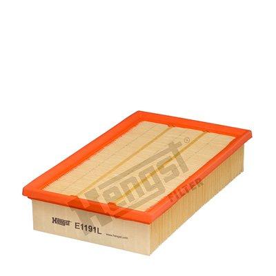 Luftfilter HENGST FILTER E1191L