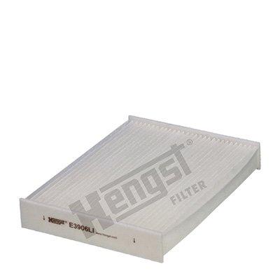 Filter, Innenraumluft HENGST FILTER E3906LI