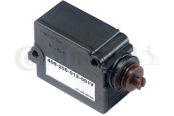 Stellelement, Zentralverriegelung Fahrzeugheckklappe VDO 406-205-012-001V
