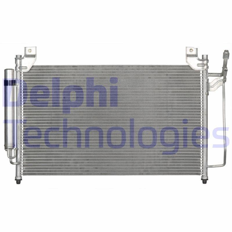 Kondensator, Klimaanlage DELPHI CF20189 Bild 1