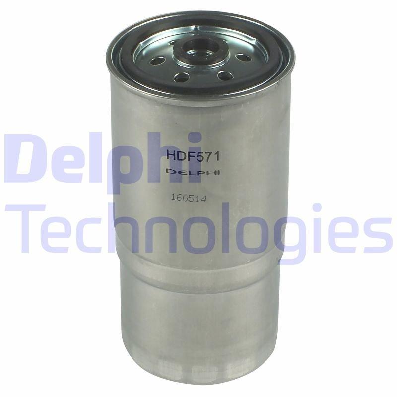 Kraftstofffilter DELPHI HDF571 Bild 1