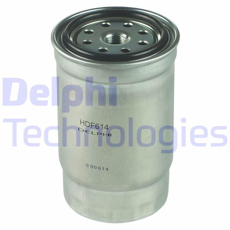 Kraftstofffilter DELPHI HDF614
