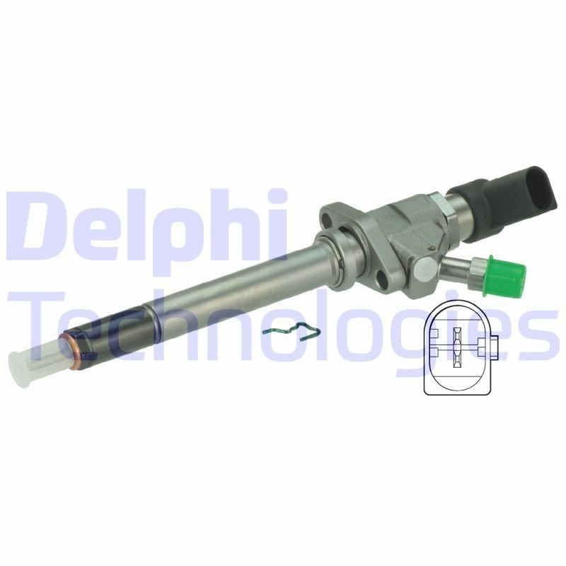 Einspritzventil DELPHI HRD648