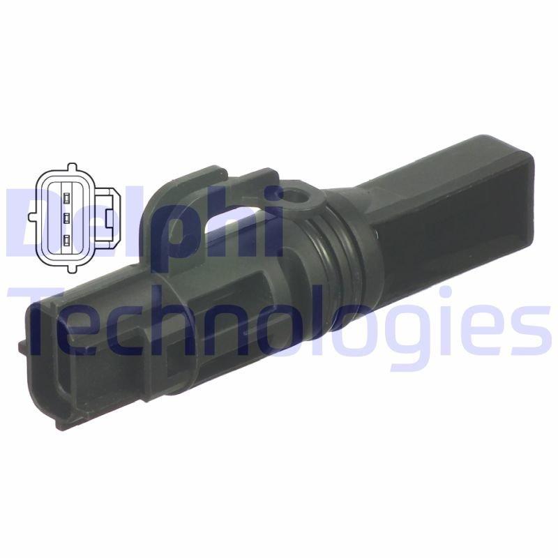 Sensor, Geschwindigkeit DELPHI SS11015