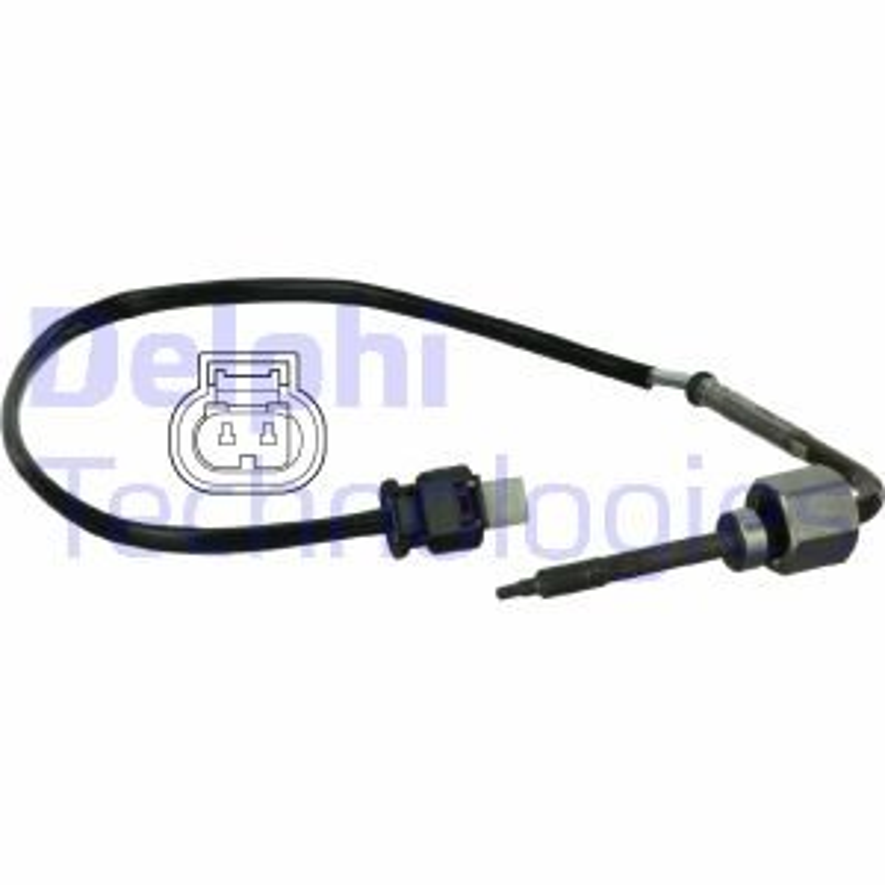Sensor, Abgastemperatur DELPHI TS30092