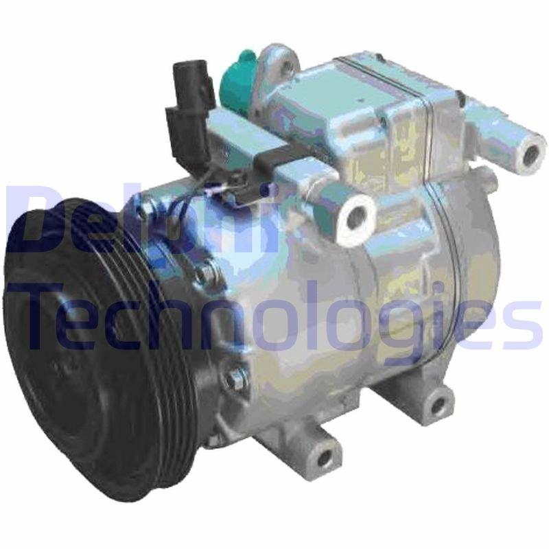 Kompressor, Klimaanlage DELPHI TSP0155938