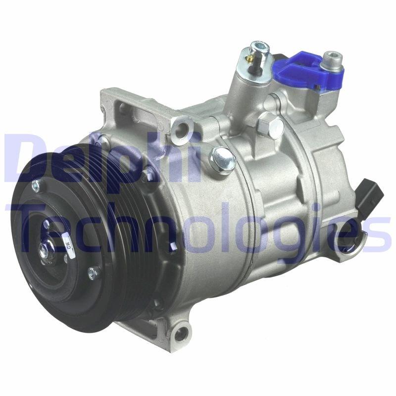 Kompressor, Klimaanlage DELPHI TSP0155999