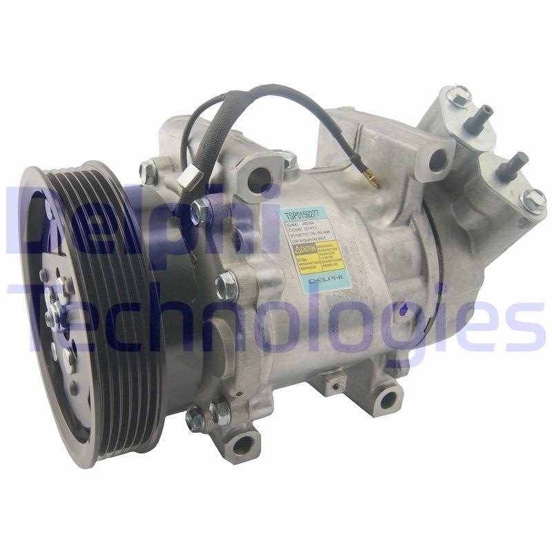 Kompressor, Klimaanlage DELPHI TSP0159277