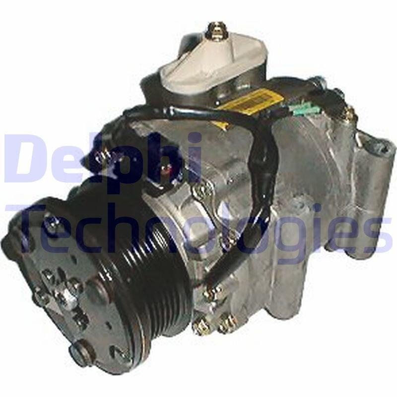 Kompressor, Klimaanlage DELPHI TSP0159310 Bild 1