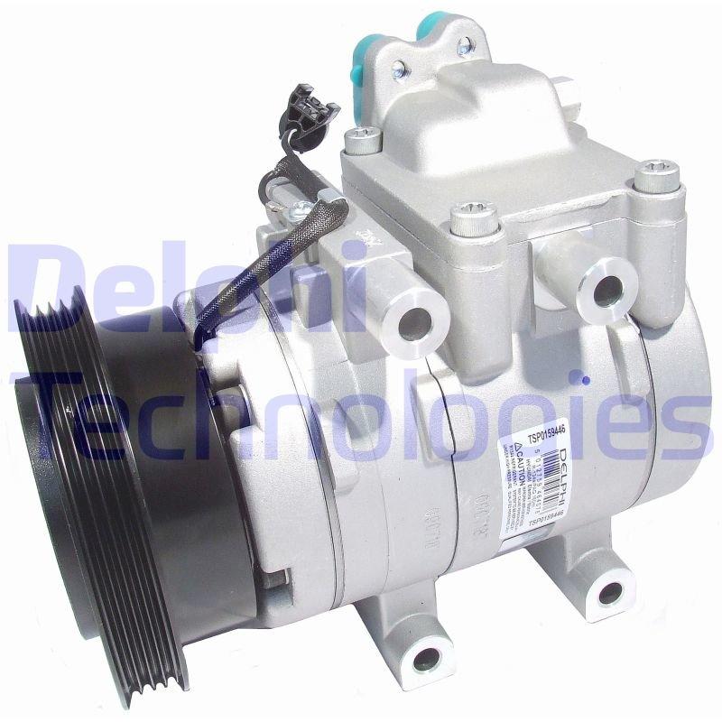 Kompressor, Klimaanlage DELPHI TSP0159446