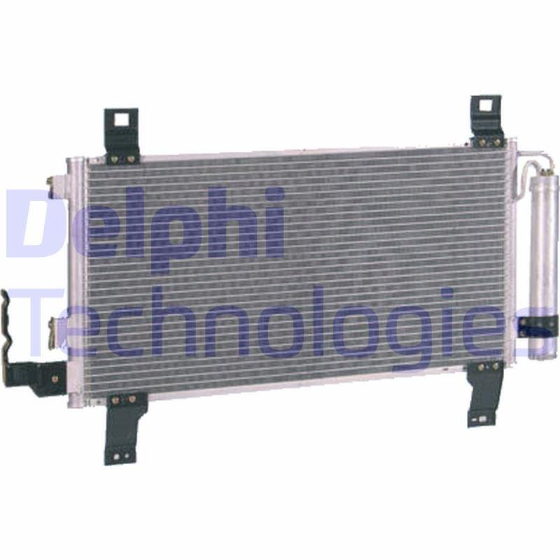 Kondensator, Klimaanlage DELPHI TSP0225528 Bild 1