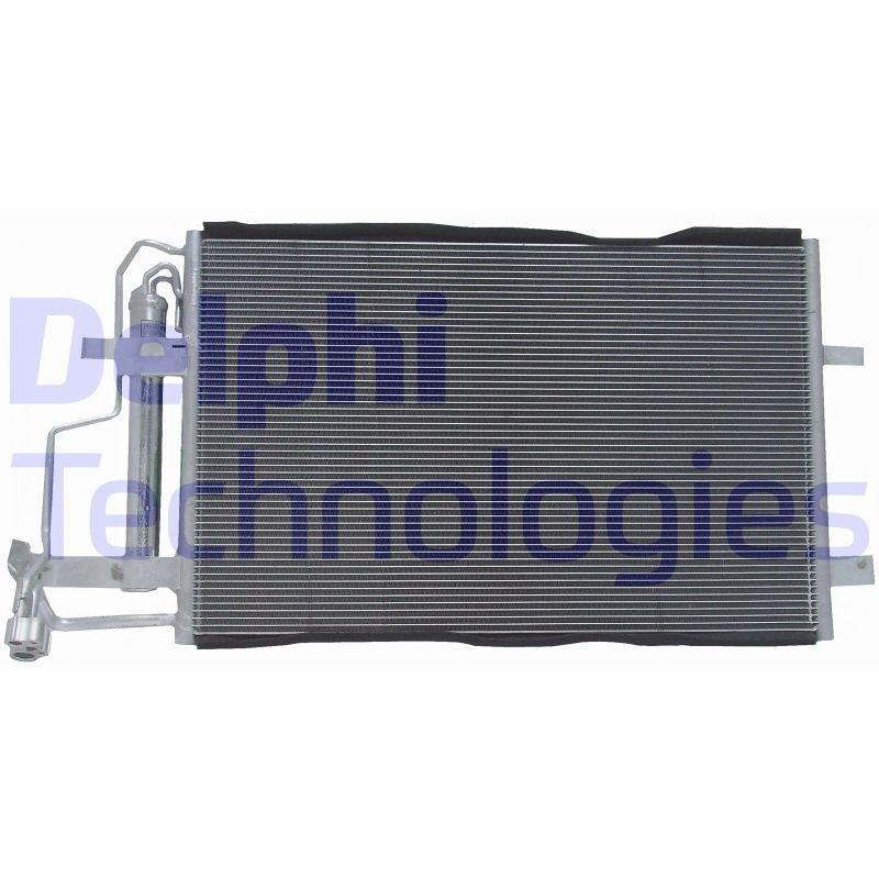Kondensator, Klimaanlage DELPHI TSP0225706 Bild 1