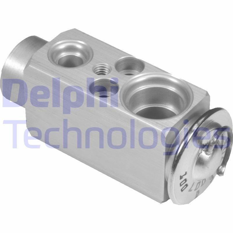 Expansionsventil, Klimaanlage DELPHI TSP0585003