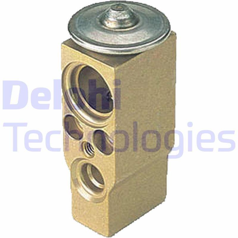Expansionsventil, Klimaanlage DELPHI TSP0585067