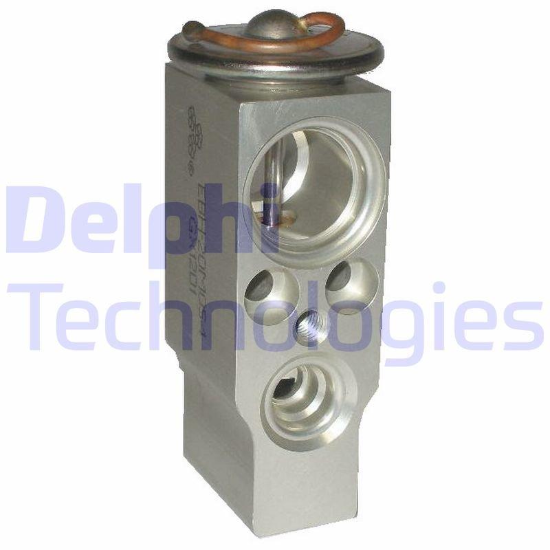 Expansionsventil, Klimaanlage DELPHI TSP0585101
