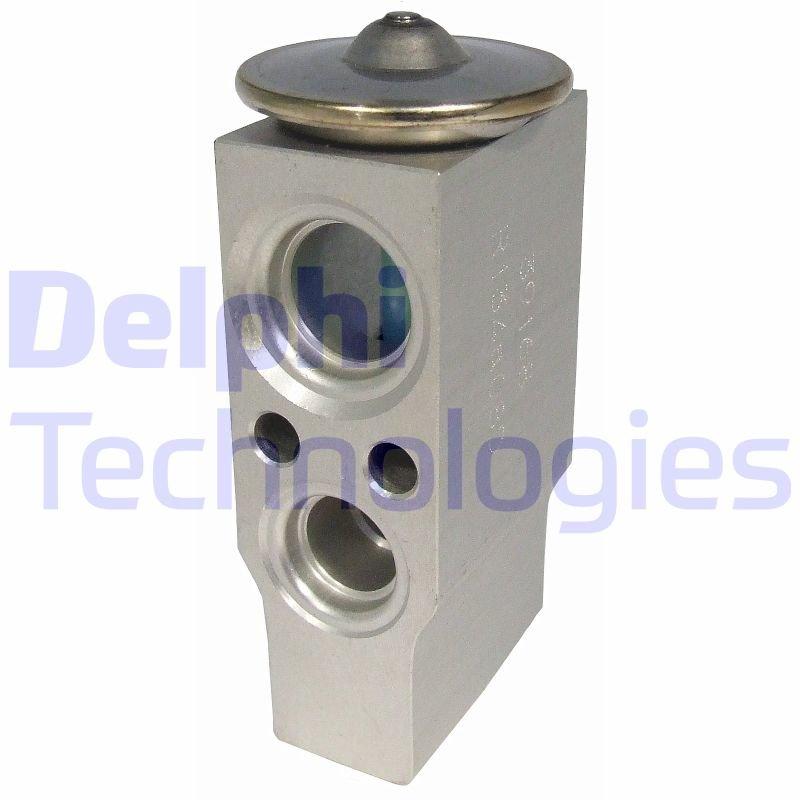 Expansionsventil, Klimaanlage DELPHI TSP0585110 Bild 1