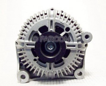 Lichtmaschine 215.536.170.004 mit Original Valeo Regler