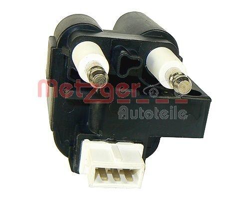 Zündspule zum Zylinder2 zum Zylinder3 METZGER 0880201