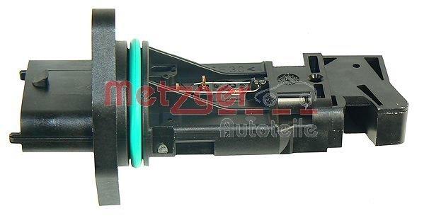 Luftmassenmesser METZGER 0890212 Bild 3