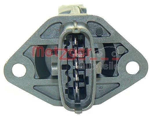 Luftmassenmesser METZGER 0890212 Bild 2