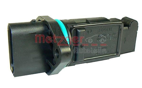 Luftmassenmesser METZGER 0891083