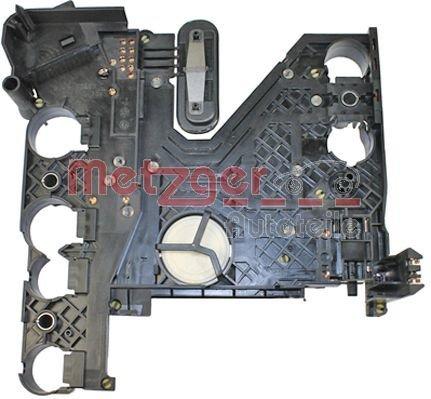 Steuergerät, Automatikgetriebe unten getriebeseitig METZGER 0899041