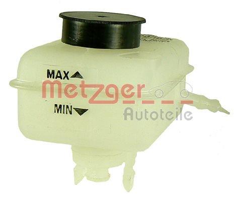 Ausgleichsbehälter, Bremsflüssigkeit METZGER 2140044
