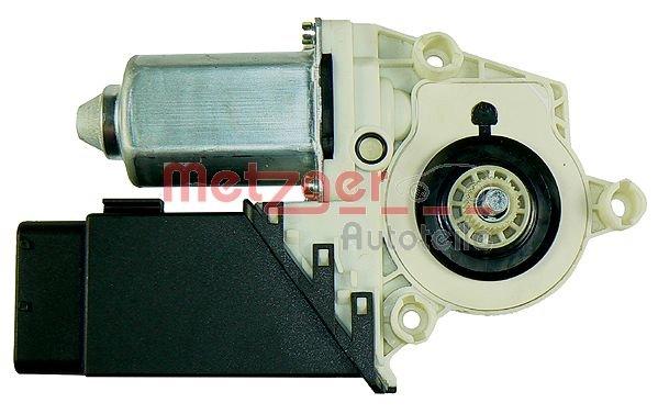 Elektromotor, Fensterheber vorne rechts METZGER 2160218
