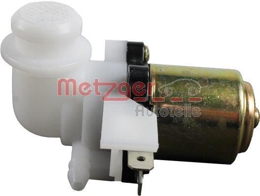 Waschwasserpumpe, Scheibenreinigung METZGER 2220045