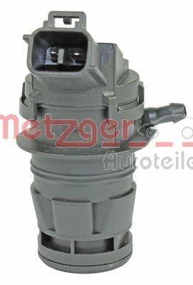 Waschwasserpumpe, Scheibenreinigung METZGER 2220079