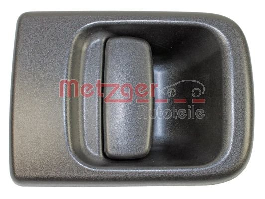 Türgriff hinten rechts Fahrzeughecktür METZGER 2310508