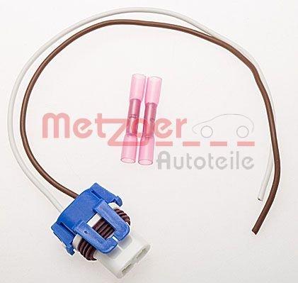 Kabelreparatursatz, Hauptscheinwerfer METZGER 2323014
