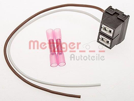 Kabelreparatursatz, Hauptscheinwerfer METZGER 2323015