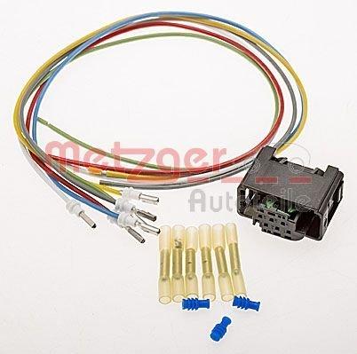 Kabelreparatursatz, Hauptscheinwerfer METZGER 2323022