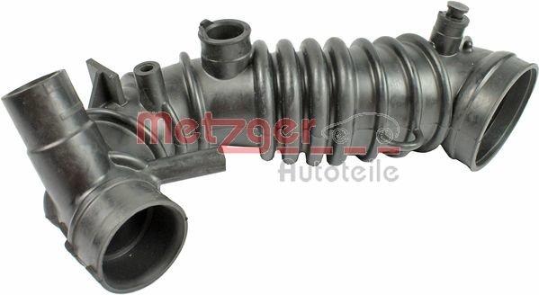 Ansaugschlauch, Luftfilter METZGER 2388001