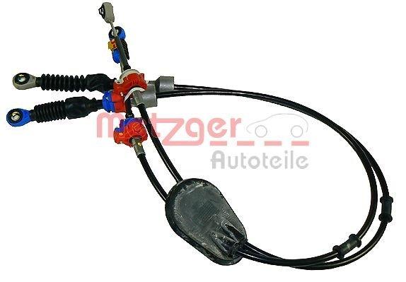 Seilzug, Schaltgetriebe METZGER 3150010