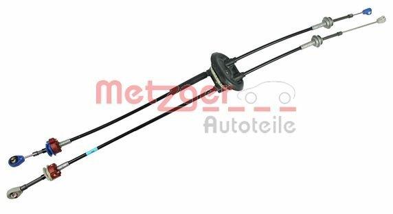 Seilzug, Schaltgetriebe METZGER 3150063