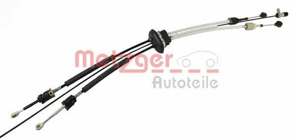 Seilzug, Schaltgetriebe METZGER 3150079