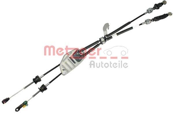 Seilzug, Schaltgetriebe METZGER 3150104