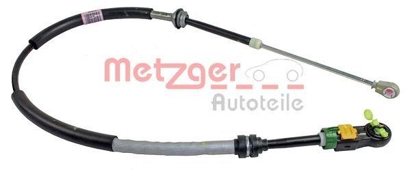 Seilzug, Schaltgetriebe METZGER 3150119