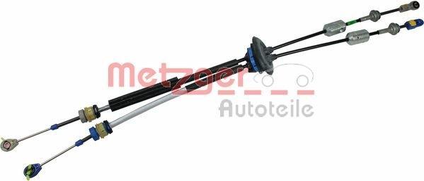 Seilzug, Schaltgetriebe METZGER 3150122